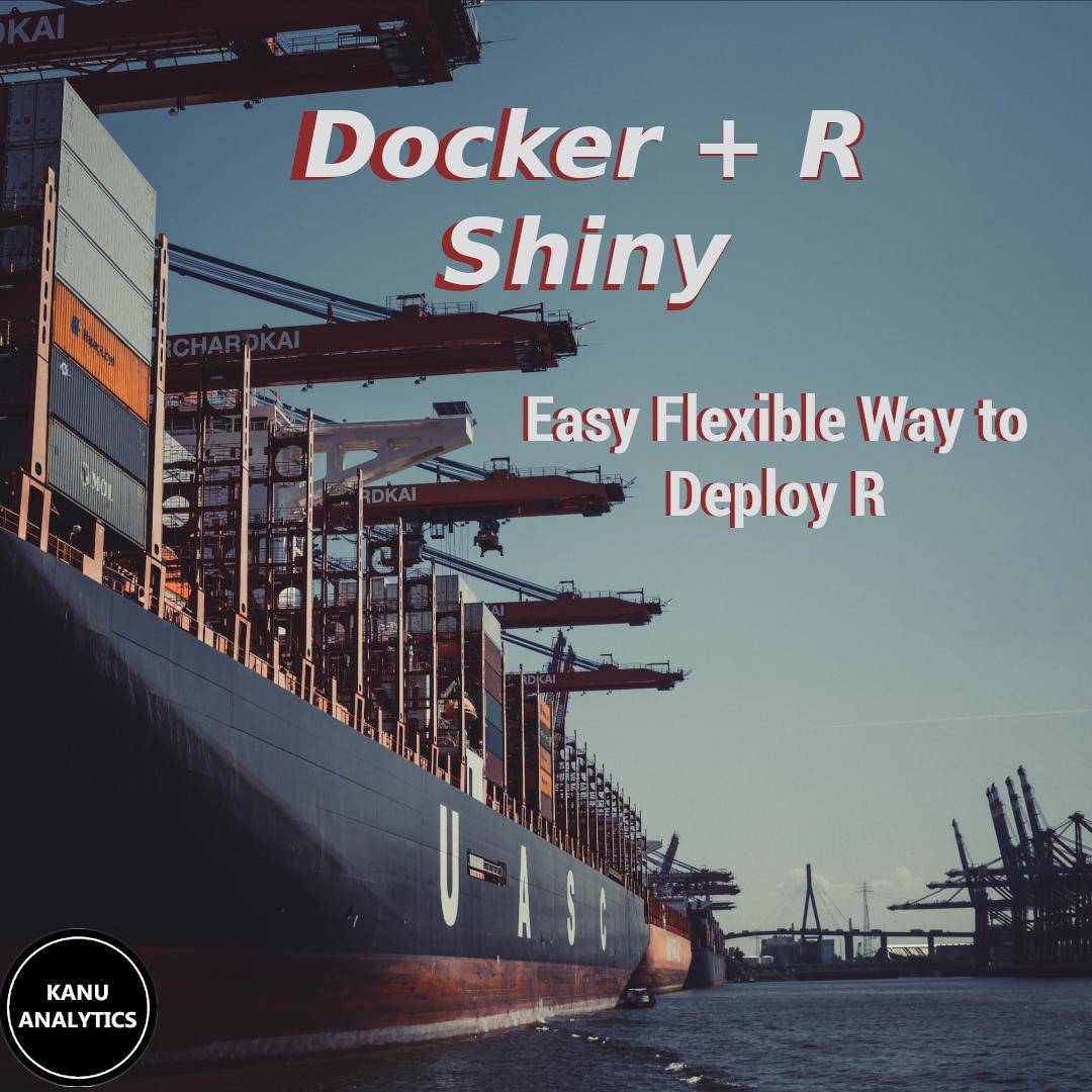 Deploy R Shiny Apps with Docker – Windows 10 Home Older Build